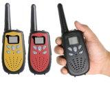 Ручной УВЧ рации двух радиостанций диапазона около 2 км ~ 5 км