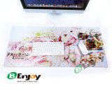 Пользовательские технологию сублимации фотографий в полном объеме прочного игровой коврик для мыши