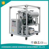 適正価格のLushunのブランド9000 Liters/Hの高性能の倍の段階の真空の変圧器の油純化器