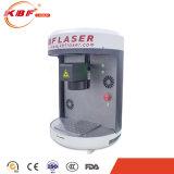 Mini bewegliche Faser-Laser-Gravierfräsmaschine