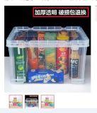 صندوق [إإكسترا لرج] بلاستيكيّة شفّافة مع زيادة [بكينغ بوإكس.] سميك