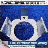 Подгонянная OEM точность высокого качества штемпелюя вытравливание металла