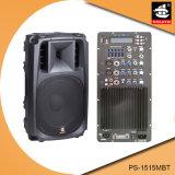 15 Spreker pS-1515mbt van de PA van de Echo van Bluetooth EQ van de FM van de duim 250W USB BR de Plastic Actieve
