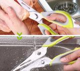 Многозадачная распадаться на кухне с помощью ножниц рыбочистка ЭРЧ