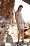 Abbigliamento Sleeveless delle donne di stampa del vestito casuale dalle signore nuovo