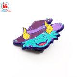 Distintivo di Pin del risvolto dello smalto della vernice del drago
