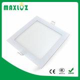 Super helle dünne 3W LED Instrumententafel-Leuchte des Quadrat-ultra