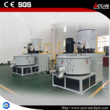 Macchina ad alta velocità del miscelatore della materia prima del PVC della plastica