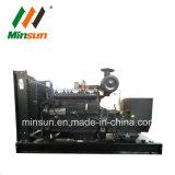 Gerador de eletricidade Diesel chineses 300kw 375kVA sem canópia