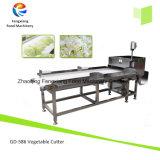 Type machine de transformation de légumes, matériel du coupeur Gd-586 de découpage de chou de laitue de céleri avec l'établi