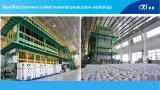 Les matériaux de construction ont modifié la membrane imperméable à l'eau de bitume avec le Re-Enforcement de polyester