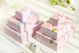 Flamingo personalizado impreso el papel de embalaje Caja de regalo y bolsa de regalo