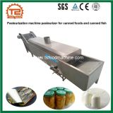 缶詰食品および缶詰にされた魚のための低温殺菌機械低温殺菌器