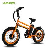 20インチ750Wの脂肪質のタイヤのバイクのAl合金フレーム電気Ebike
