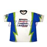 卸し売り反紫外線子供の長い袖釣ワイシャツ(F005)