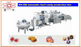 Machine approuvée de bonbon dur à la CE ; Machine de fabrication de sucrerie