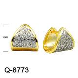 Fabbrica Hotsale degli orecchini dei monili dell'argento del nuovo modello