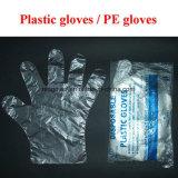 Одноразовые пластиковые LDPE Food Grade Очистка HDPE перчатки