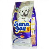 Bolso del bloqueo del cierre relámpago del acondicionamiento de los alimentos de animal doméstico