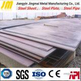L'acier résistant à la corrosion atmosphérique S355J0w l'altération de la plaque en acier