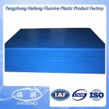 Blue UHMW-PE placa com 100% de material virgem