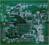 HASL PCB com 2 Layer Fr4 Double-Side placa PCB