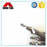 Хорошее сверло шага карбида точности для металла машины CNC