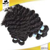 브라질 Virgin 사람의 모발의 최고 머리 Producs
