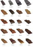 De Holle en Gegroefte Samengestelde Bevloering van Prijzen WPC Decking