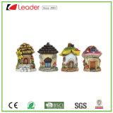 Mini ornamento del kit del giardino del giardino di Gnome leggiadramente popolare della resina per la decorazione domestica ed esterna
