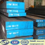 1.2379/D2/SKD11/CR12Mo1V1 Barra plana trabalho a frio de aço do molde