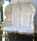 Verkaufs-Braut und Bräutigam Foshan-Hly heißer Luxy Hochzeits-Stuhl