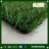 Lvbao che modific il terrenoare tappeto erboso verde artificiale per il giardino
