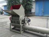 Film réutilisé de machine d'écrasement et de lavage de film de LDPE réutilisant la machine