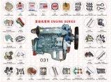 De Koker van de Brandstofinjector van de Dieselmotor van de Vervangstukken van de Vrachtwagen van Sinotruk HOWO (Vg1540040009)