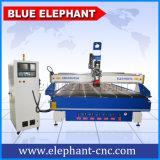 Precio de la cortadora del ranurador del CNC de la puerta de madera del ranurador 2140 del CNC del Atc de la carpintería