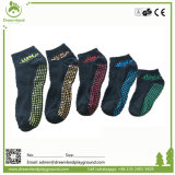 Non носки парка Trampoline скида, оптовая продажа подгоняли носки сжатия