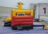 De commerciële Uitsmijters van het Schip van de Piraat Opblaasbare Springende, de Kastelen Inflatables China, de Opblaasbare Dia van de Uitsmijter, Opblaasbare Uitsmijters van Bouncy van het Schip van de Piraat