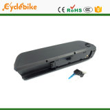 36V 12,8Ah Style vers le bas du tube Hailong LG Cellule vélo électrique Batterie au lithium