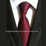 高品質の無地のネクタイ