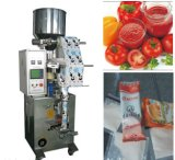 Kleine Beutel-Tomatensauce-kolbenartige Verpackungsmaschine