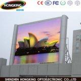 Schermo di visualizzazione esterno del LED di alta definizione P6 per il quadro comandi