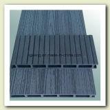Cubierta de suelo al aire libre del Decking plástico de madera del compuesto WPC
