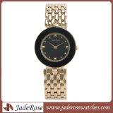 Классический стиль смотреть Мода часы кварцевые часы из нержавеющей стали смотреть