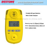 Enregistreur de données, (0~100) ppm ou (0~250) ppm, pas de détecteur de gaz portatif, oxyde nitrique Analyzer Sano
