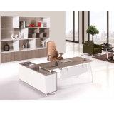 Petits meubles de bureau en bois exécutifs modernes de bureau