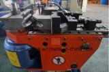 Dobladora del tubo manual semiautomático del acero de alta velocidad de Dw89nc