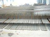 鉄骨構造の建物のための鋼鉄ステアケースかプラットホームまたは手すりまたは階段