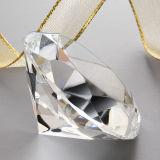 결혼식 게스트 선물을%s 명확한 백색 수정같은 유리 다이아몬드