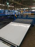 Stunden-Stahlplatte geschnitten zur Längen-Maschine